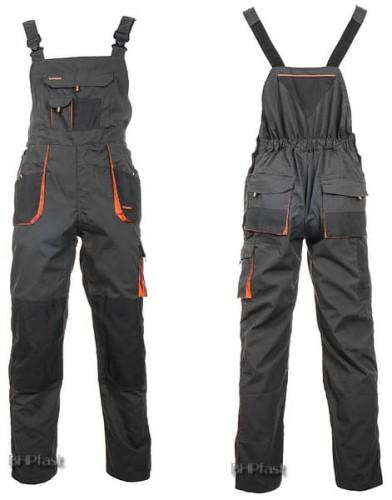 9bf9487534ce17 Spodnie Robocze ogrodniczki serii CLASSIC