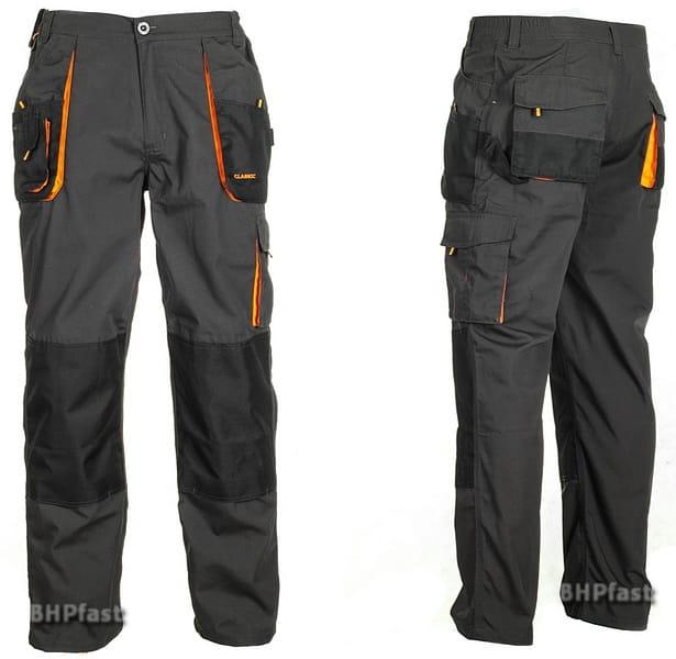 95bee7cd21 BHPfast.pl Super Spodnie Robocze CLASSIC (Spodnie do pasa CLASSIC)